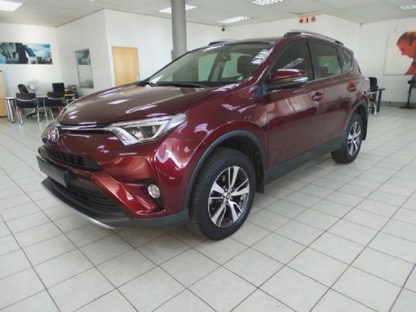 2017 Toyota Rav 4 2.0 GX Gauteng Pretoria_0