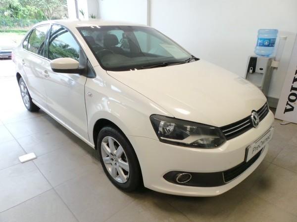2013 Volkswagen Polo 1.6 Comfortline Tip  Kwazulu Natal Umhlanga Rocks_0