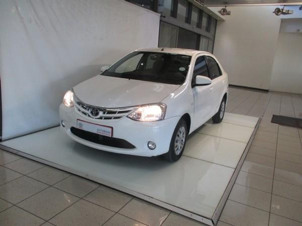 2014 Toyota Etios 1.5 Xs  Gauteng Johannesburg_0