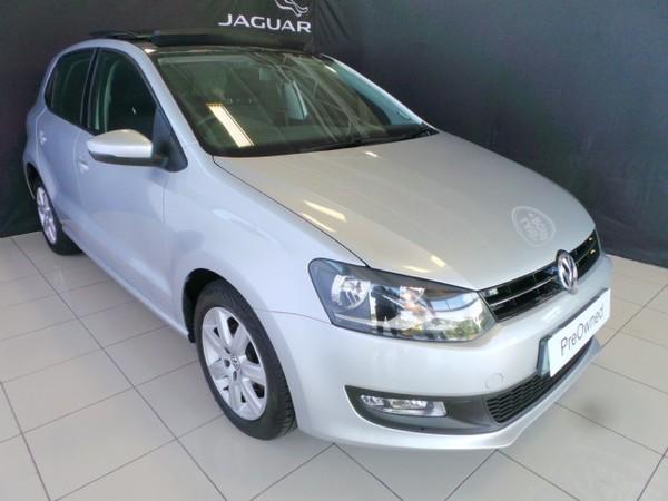 2014 Volkswagen Polo 1.6 Comfortline Tip 5dr  Kwazulu Natal Umhlanga Rocks_0