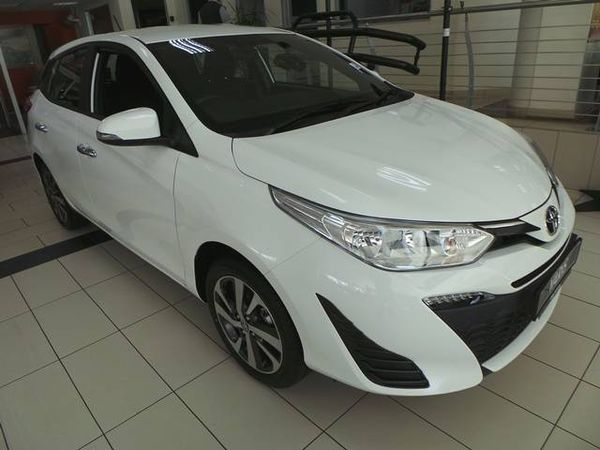 2019 Toyota Yaris 1.5 Xs CVT 5-Door Gauteng Alberton_0