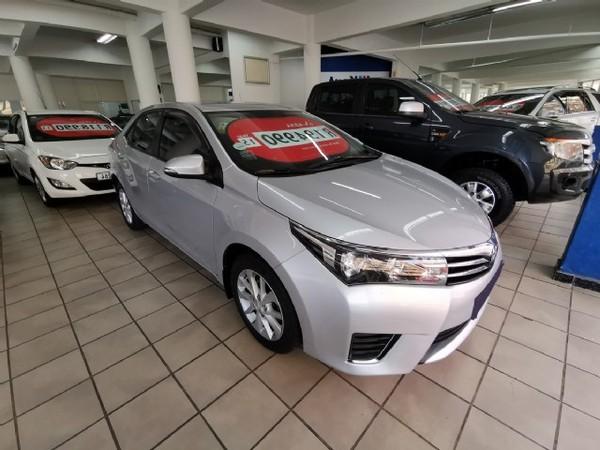 2015 Toyota Corolla 1.6 Prestige Kwazulu Natal Durban_0