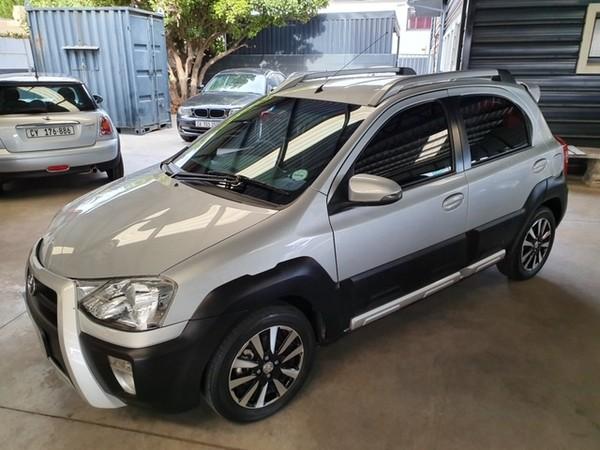 2016 Toyota Etios Cross 1.5 Xs 5Dr Western Cape Strand_0