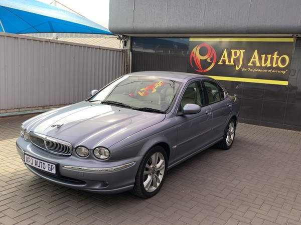 2007 Jaguar X-Type 2.0 Se At  Gauteng Vereeniging_0