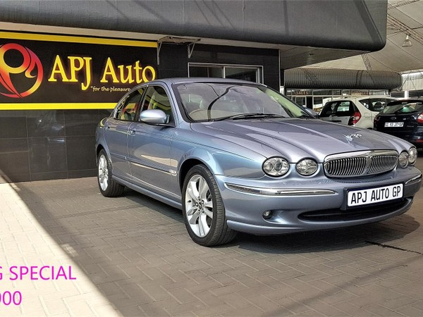2007 Jaguar X-Type 2.0 Se At  Gauteng Vereeniging_0