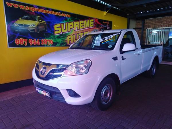 2016 Foton Tunland 2.8 diesel lwb Gauteng Pretoria_0