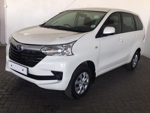 2016 Toyota Avanza 1.5 SX Mpumalanga Witbank_0