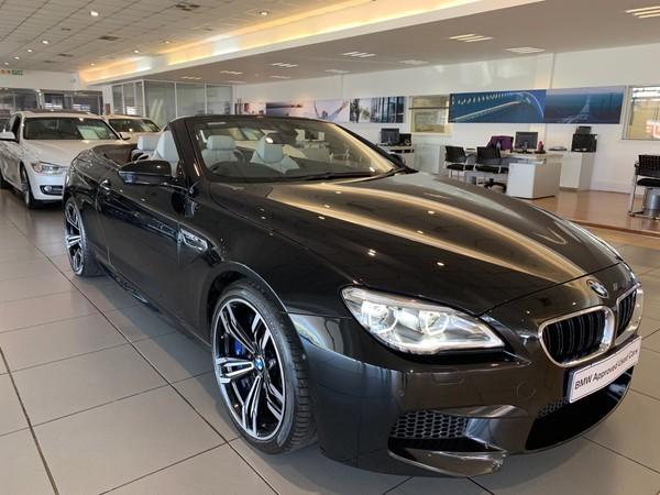 2018 BMW M6 Convertible f12  Gauteng Kempton Park_0