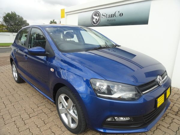 2019 Volkswagen Polo Vivo 1.6 Highline 5-Door Mpumalanga Secunda_0