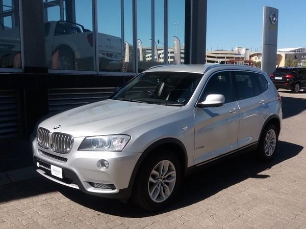 2013 BMW X3 Xdrive28i At  Gauteng Sandton_0