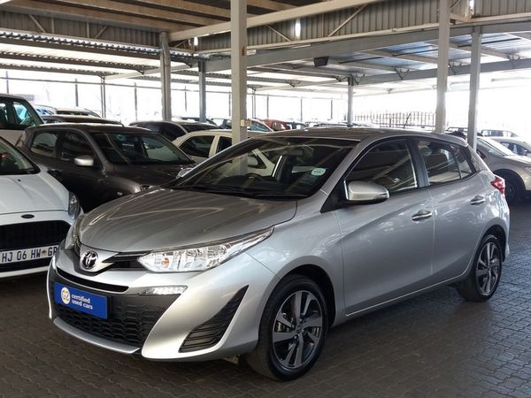 2018 Toyota Yaris 1.5 Xs CVT 5-Door Gauteng Midrand_0
