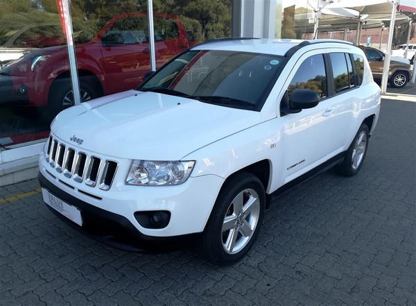2012 Jeep Compass 2.0 Ltd  Gauteng Randburg_0