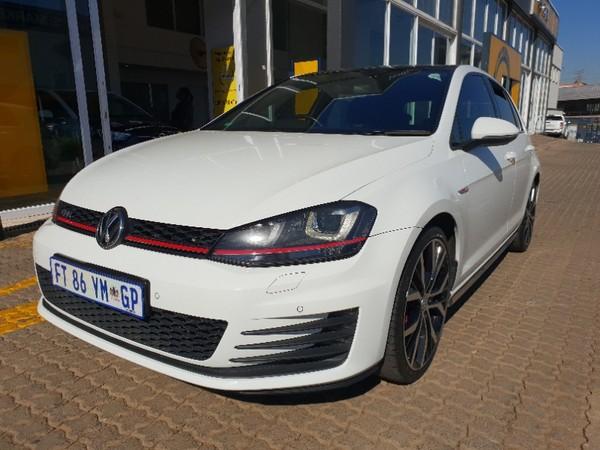 2017 Volkswagen Golf VII GTI 2.0 TSI DSG Gauteng Alberton_0