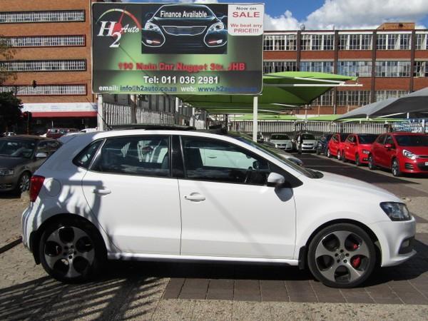 2014 Volkswagen Polo GTi 1.8tsi DSG Gauteng Johannesburg_0