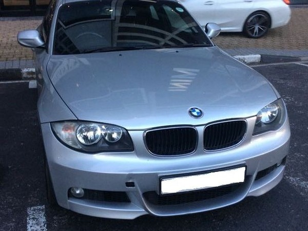 2010 BMW 1 Series 125i Coupe Sport At  Western Cape Cape Town_0