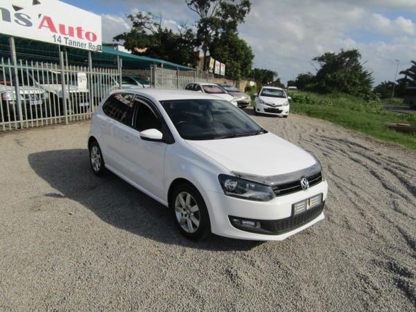 2012 Volkswagen Polo 1.4 Comfortline 5dr  Kwazulu Natal Empangeni_0