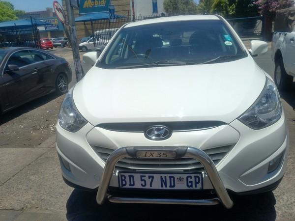 2011 Hyundai iX35 2.0 Gls  Gauteng Pretoria_0