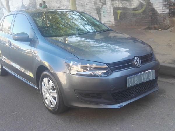 2018 Volkswagen Polo 1.4 Comfortline  Gauteng Germiston_0