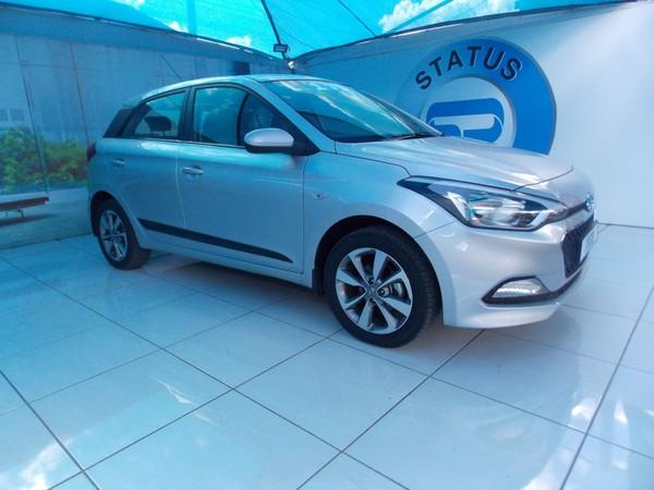 2017 Hyundai i20 1.4 Fluid Auto Gauteng Randburg_0