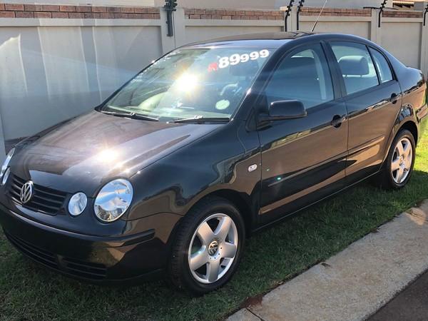 2005 Volkswagen Polo 1.6 Comfortline  Gauteng Pretoria_0