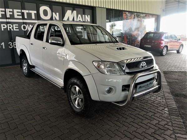 2009 Toyota Hilux 3.0 D-4d Raider 4x4 Pu Dc  Eastern Cape Port Elizabeth_0