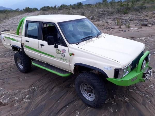 1997 Toyota Hilux 2400 4x4 Pu Dc  Limpopo Burgersfort_0