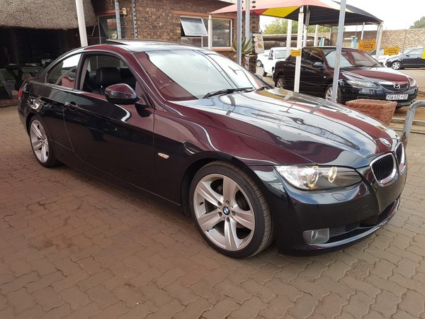2010 BMW 3 Series 320i Coupe At e92  Gauteng Meyerton_0