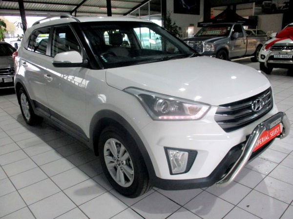 2018 Hyundai Creta 1.6 Executive Western Cape George_0
