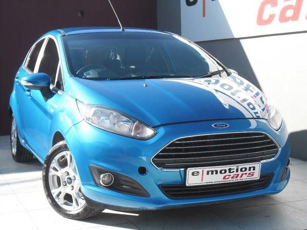 2014 Ford Fiesta 1.6 Tdci Trend 5dr  Gauteng Randburg_0