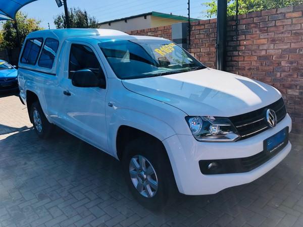 2014 Volkswagen Amarok 2.0tsi Trendline 118kw Sc Pu  Gauteng Pretoria_0