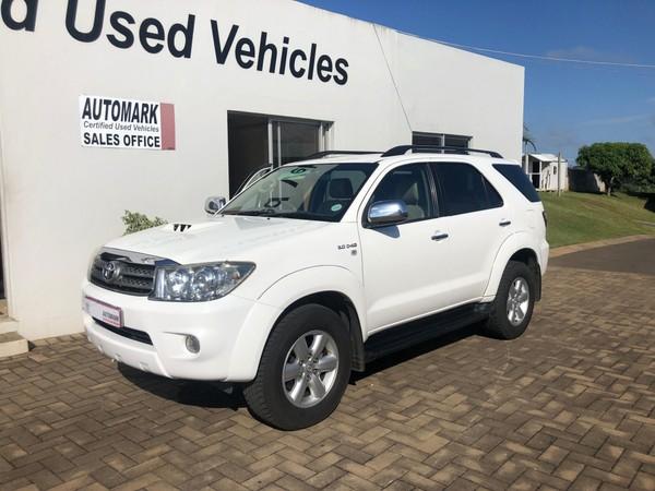 2011 Toyota Fortuner 3.0d-4d Rb  Kwazulu Natal Eshowe_0