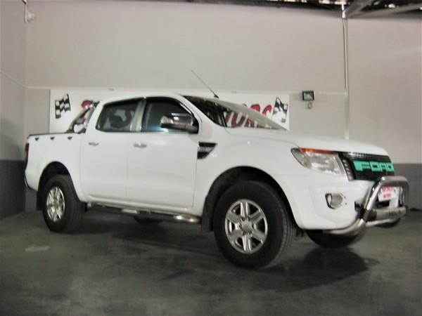 2014 Ford Ranger 3.2TDCi XLT Auto Double Cab Bakkie Gauteng Vereeniging_0