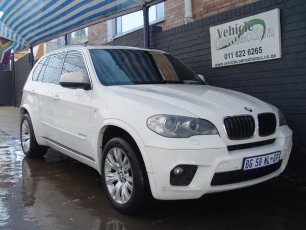 2011 BMW X5 Xdrive30d M-sport At e70  Gauteng Johannesburg_0
