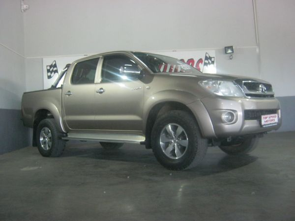 2010 Toyota Hilux 2.7 Vvti Raider Rb Pu Dc  Gauteng Vereeniging_0