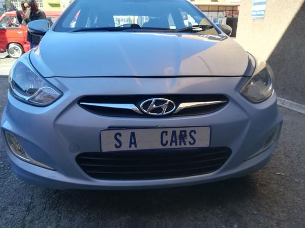 2012 Hyundai Accent 1.6 Fluid 5-Door Gauteng Johannesburg_0