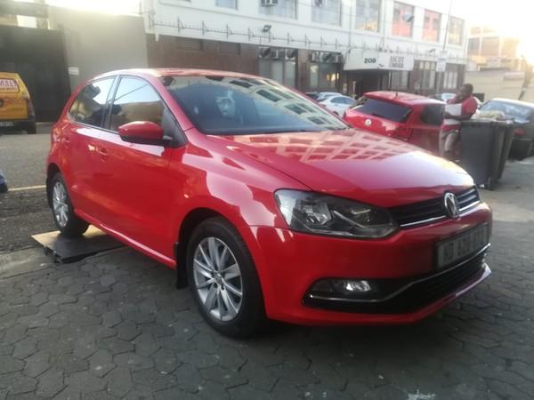 2015 Volkswagen Polo 1.2 TSI Comfortline 66KW Gauteng Johannesburg_0