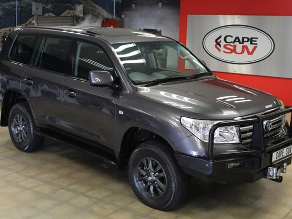 2009 Toyota Land Cruiser 200 V8 Td Vx At  Western Cape Brackenfell_0