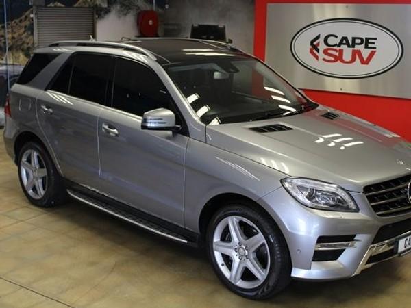2014 Mercedes-Benz M-Class ML 350 Bluetec Sport Western Cape Brackenfell_0