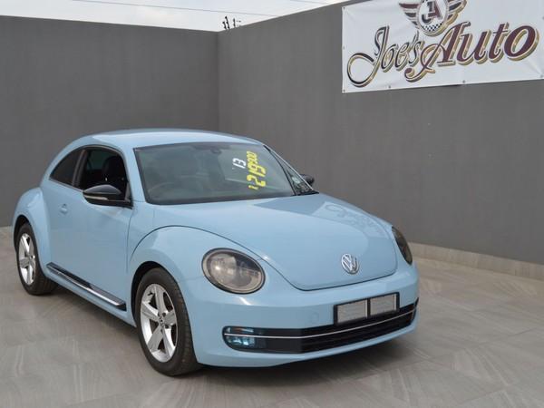 2013 Volkswagen Beetle 1.4 Tsi Sport  Gauteng Vereeniging_0