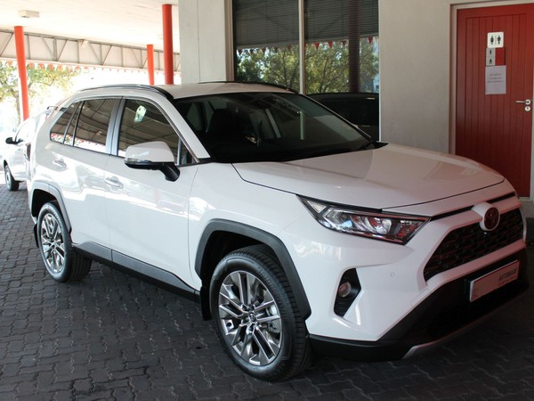 2019 Toyota Rav 4 2.0 VX CVT Western Cape Paarl_0