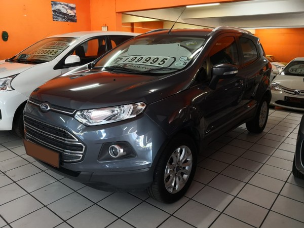 2015 Ford EcoSport Call Sam 081 707 3443 Western Cape Goodwood_0