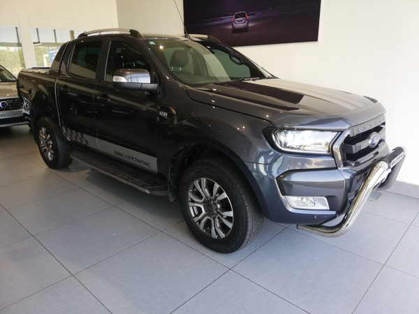 2017 Ford Ranger 3.2TDCi Wildtrack Auto Double cab bakkie Gauteng Bedfordview_0