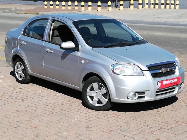2011 Chevrolet Aveo 1.6 Ls  Gauteng Vanderbijlpark_0