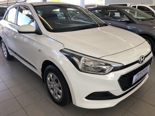 2018 Hyundai i20 1.4 Motion Auto Gauteng Hatfield_0