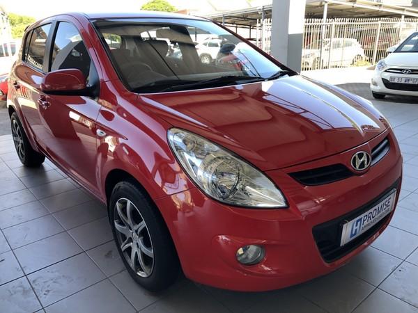 2011 Hyundai i20 1.6  Gauteng Hatfield_0