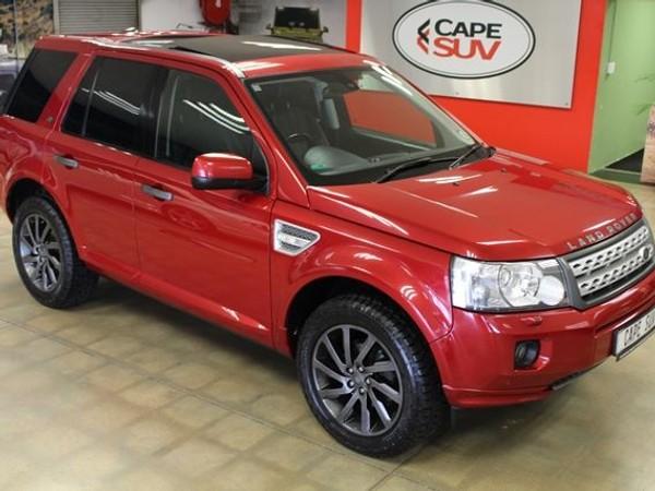 2011 Land Rover Freelander Ii 2.2 Sd4 Hse At  Western Cape Brackenfell_0
