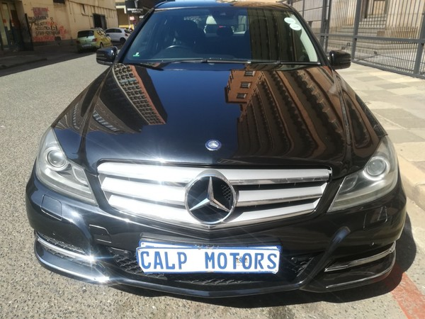 2011 Mercedes-Benz C-Class C200 Be Estate Elegance At  Gauteng Marshalltown_0