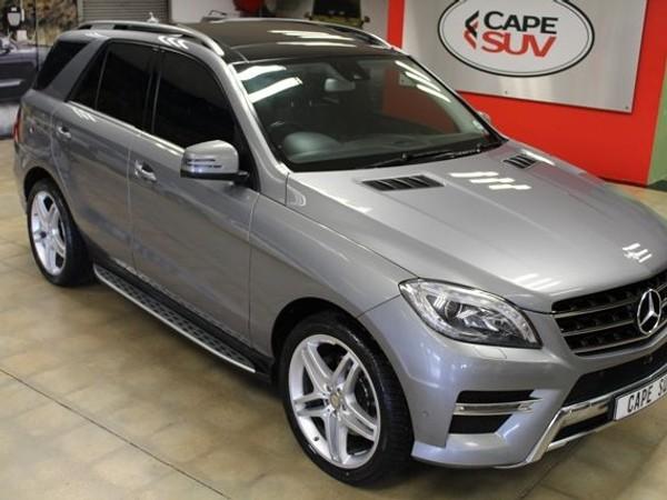 2015 Mercedes-Benz M-Class ML 350 Bluetec AMG Sport Western Cape Brackenfell_0