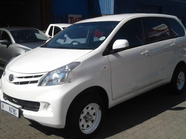 2015 Toyota Avanza 1.5 TX Gauteng Johannesburg_0