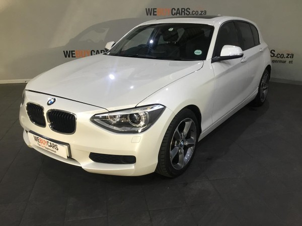 2013 BMW 1 Series 118i Sport Line 5dr At f20  Western Cape Cape Town_0